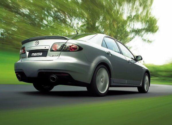 Mazda 6 MPS null