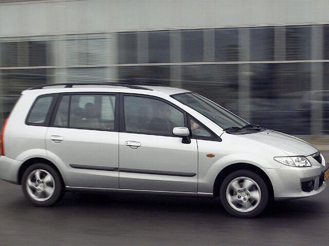 Mazda Premacy null