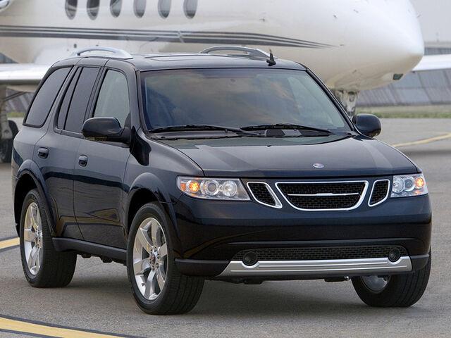 Saab 9-7X null