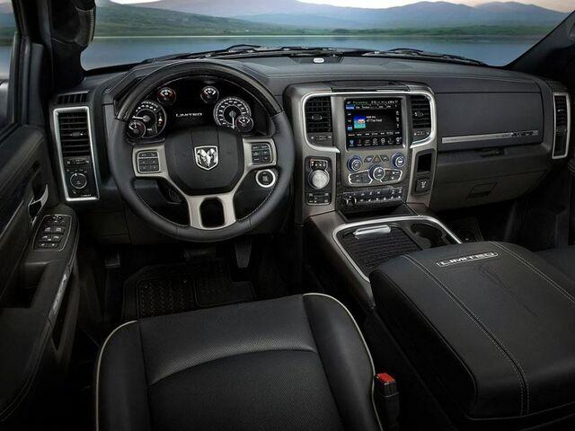 Dodge RAM 2016