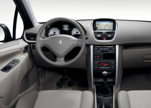 Peugeot 207 null