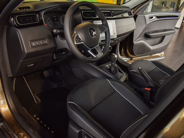 Новый автомобиль Рено Arkana 2021 года от 17296$ на AutoMoto.ua | фото 6