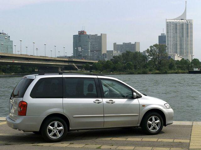 Mazda MPV null