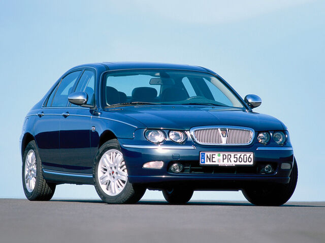 Rover 75 null
