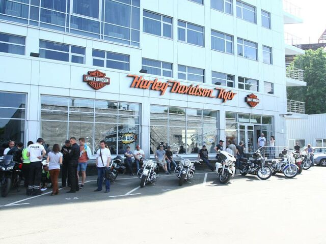 """Купити нове авто  у Києві в автосалоні """"Harley-Davidson""""   Фото 1 на Automoto.ua"""