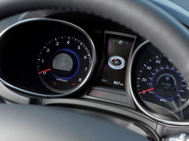Hyundai Santa FE 2016