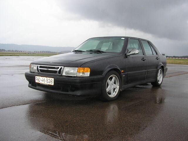 Saab 9000 null