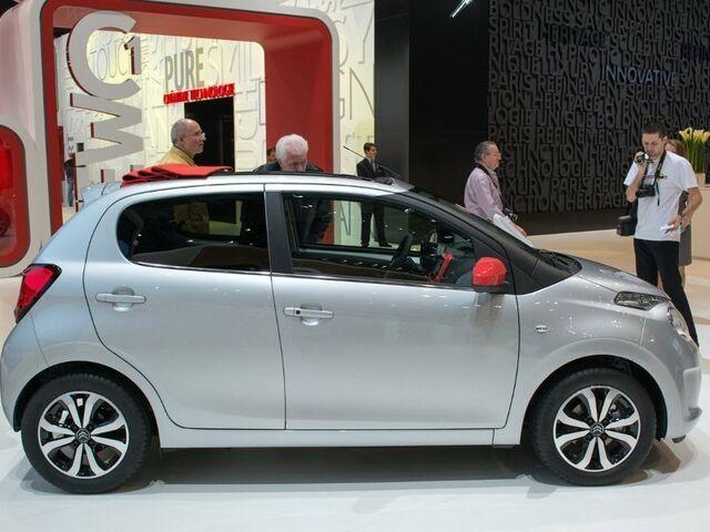 Новий автомобіль Сітроен С1 2020 року від 10053$ на AutoMoto.ua | фото 3