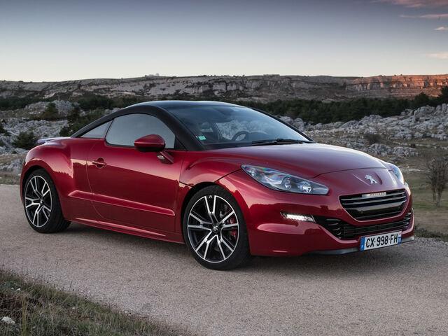 Peugeot RCZ null