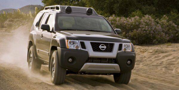 Nissan X-Terra 2015