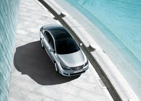 Renault Latitude null