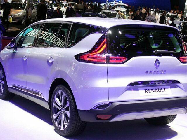 Renault Espace null