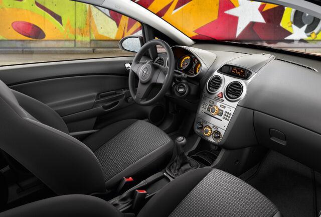 Opel Corsa 2016