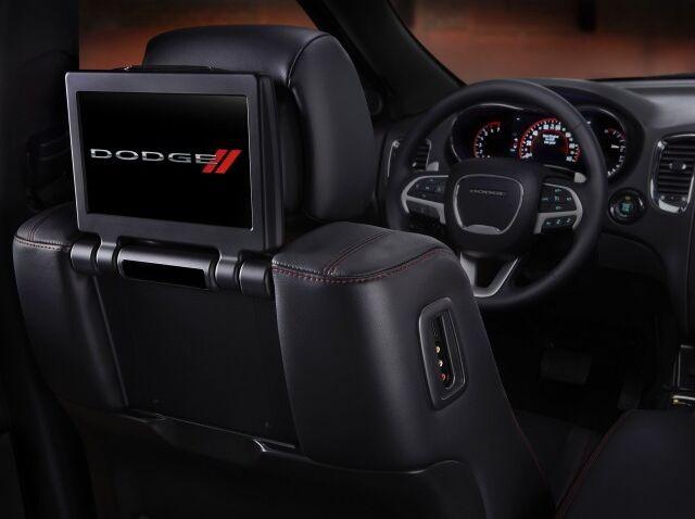 Dodge Durango 2016