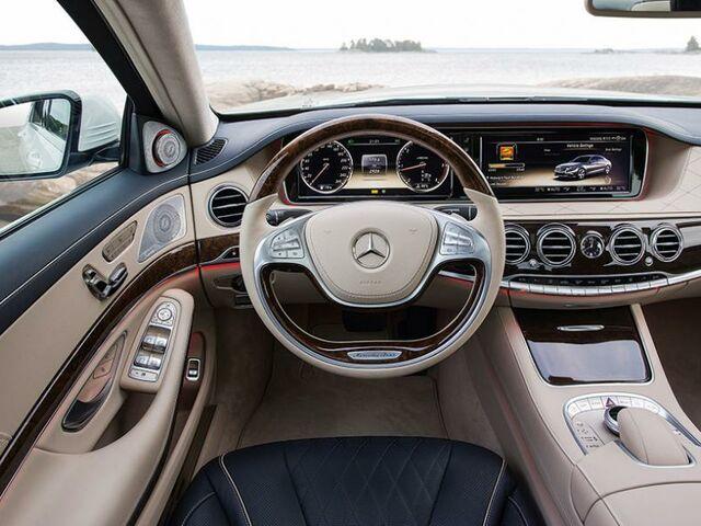 Mercedes-Benz S 500 2015
