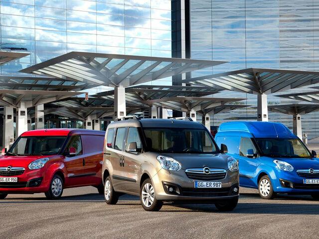 Opel Combo 2016