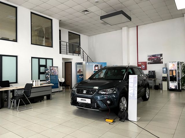 """Купить новое авто  в Одессе в автосалоне """"Адис-Авто Seat""""   Фото 6 на Automoto.ua"""