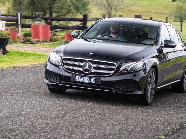 Mercedes-Benz E 200 2016