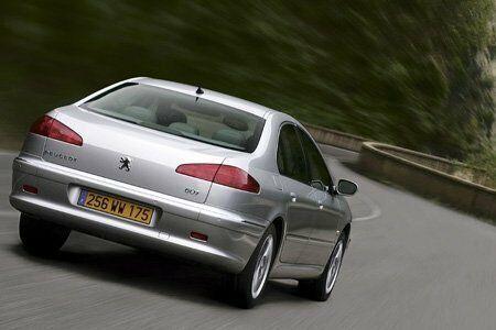 Peugeot 607 null