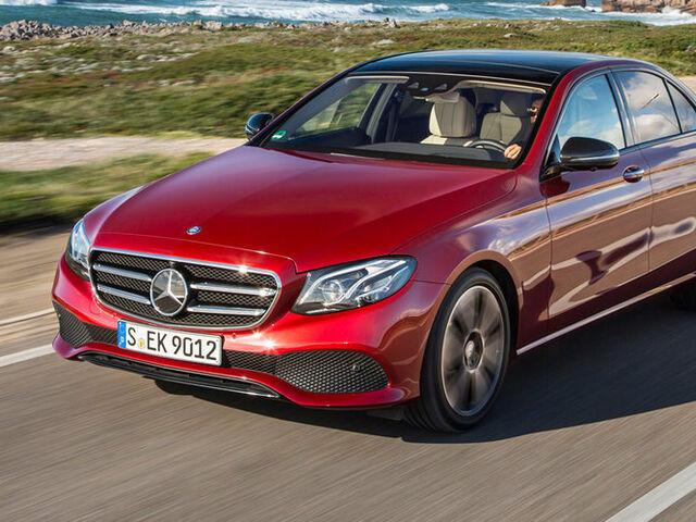 Mercedes-Benz E 300 null