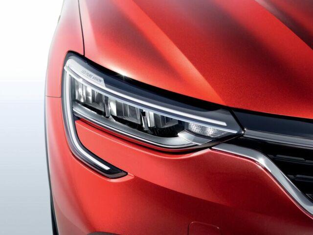 Новый автомобиль Рено Arkana 2021 года от 17296$ на AutoMoto.ua | фото 4
