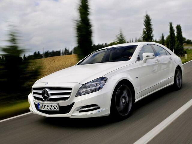 Mercedes-Benz CLS 500 2016