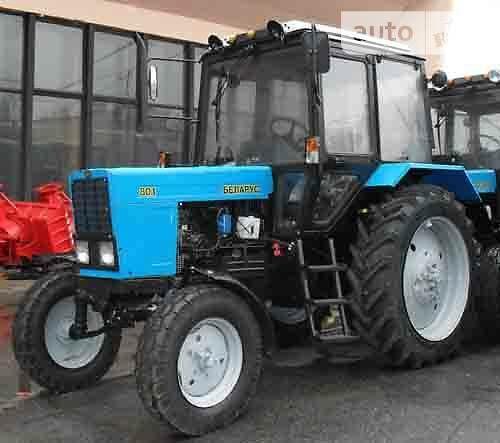 Трактор мтз 1221 - МТЗ 1221, 2001 - Тракторы и.
