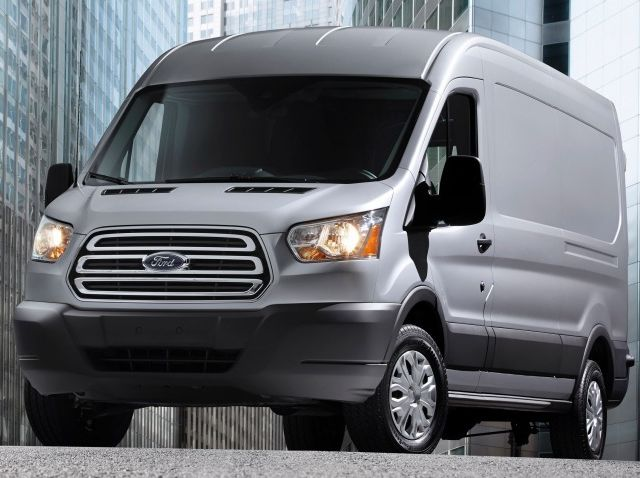 Ford Transit Van 2016