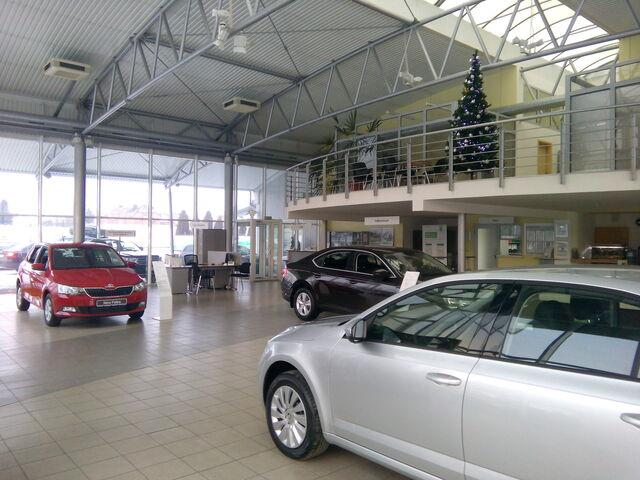 """Купить новое авто  в Луцке в автосалоне """"Промтехсервис""""   Фото 6 на Automoto.ua"""