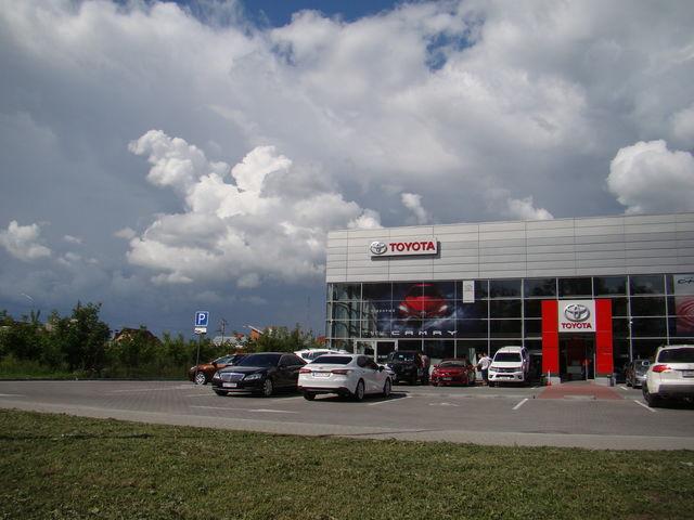 """Купить новое авто Toyota в Виннице в автосалоне """"Премиум Моторс""""   Фото 4 на Automoto.ua"""