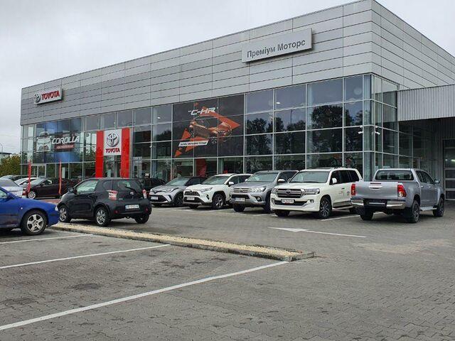 """Купить новое авто Toyota в Виннице в автосалоне """"Премиум Моторс""""   Фото 2 на Automoto.ua"""