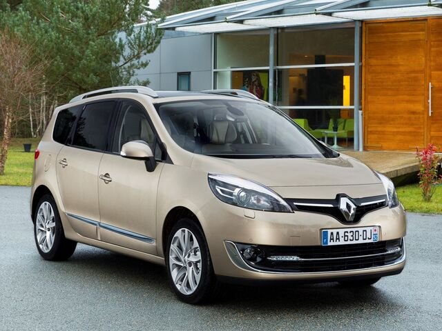 Renault Scenic null