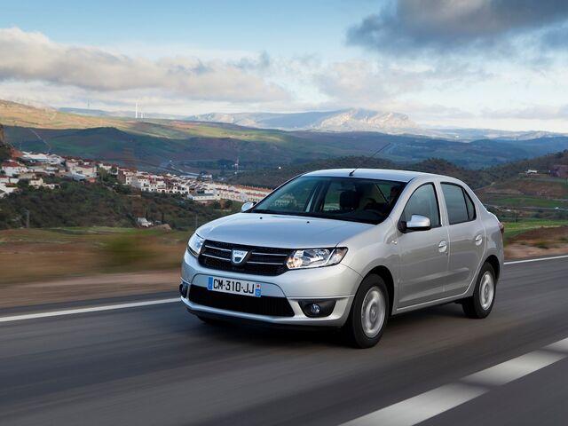Dacia Logan null