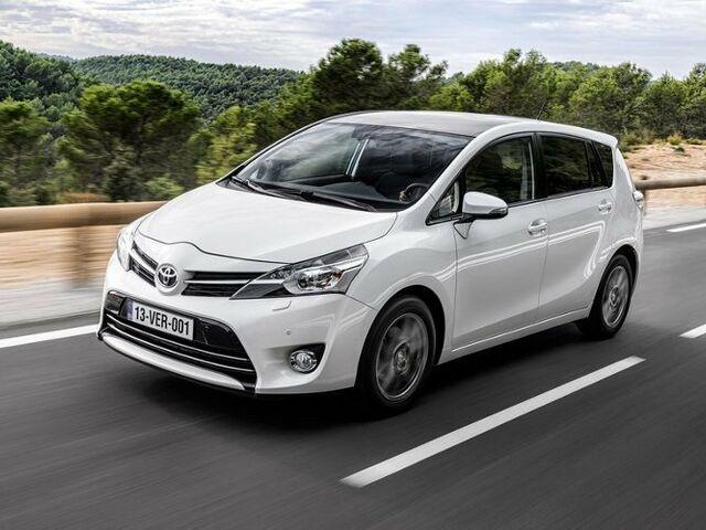 Toyota Verso 2016