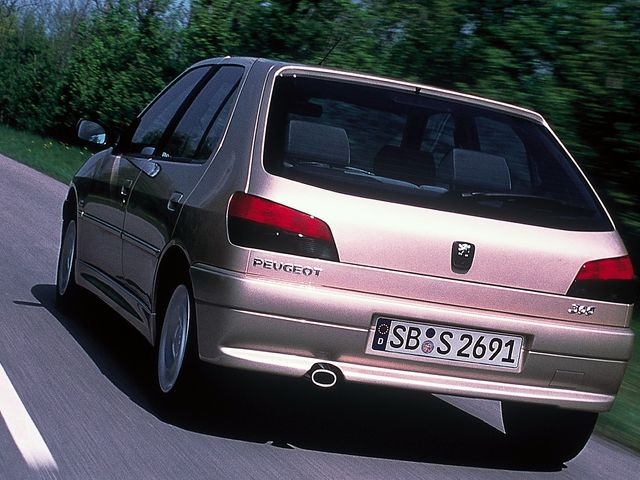 Peugeot 306 null