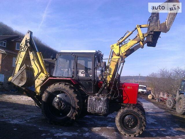 МТЗ 320.4 Беларус в Украине. - AUTOS