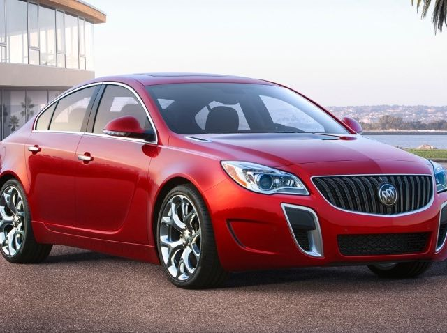Buick Regal 2016
