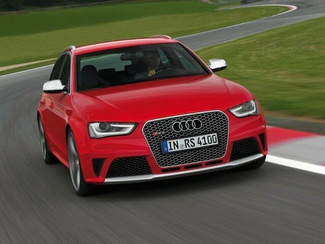 Audi RS4 null