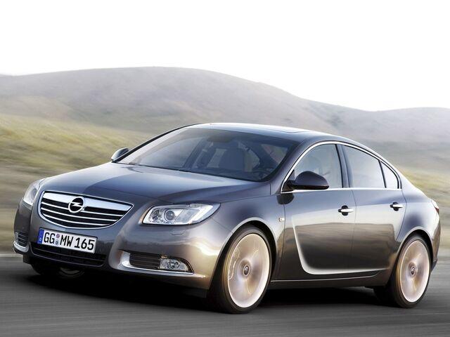 Opel Insignia null