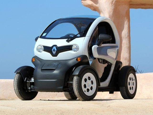 Renault Twizy null