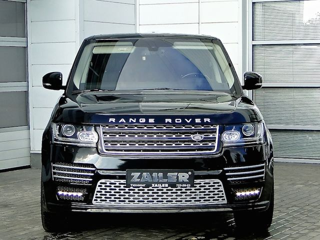 Land Rover Range Rover Vogue 2015