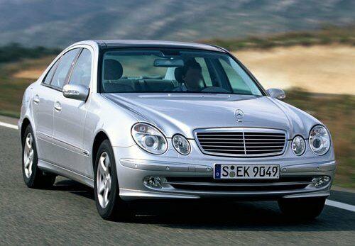 Mercedes-Benz E 320 null