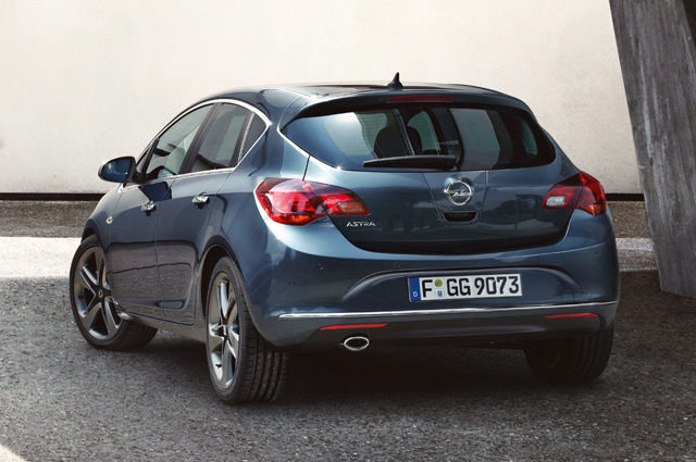 Opel Astra null