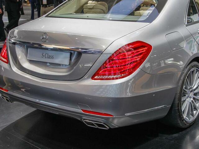 Mercedes-Benz S 600 2015