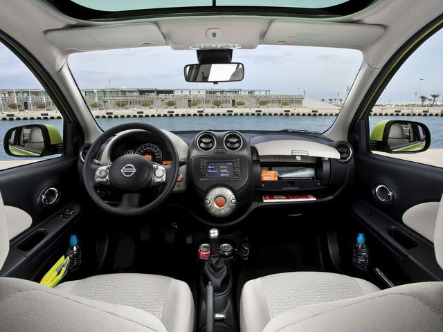 Nissan Micra null