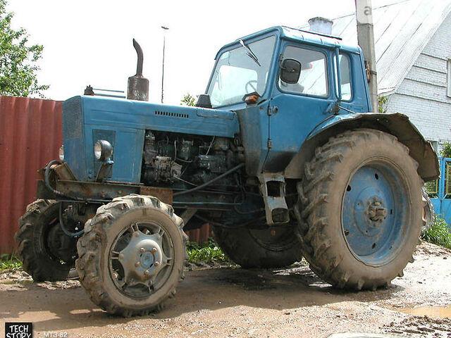Трактор МТЗ 1221.2 - agroru.com