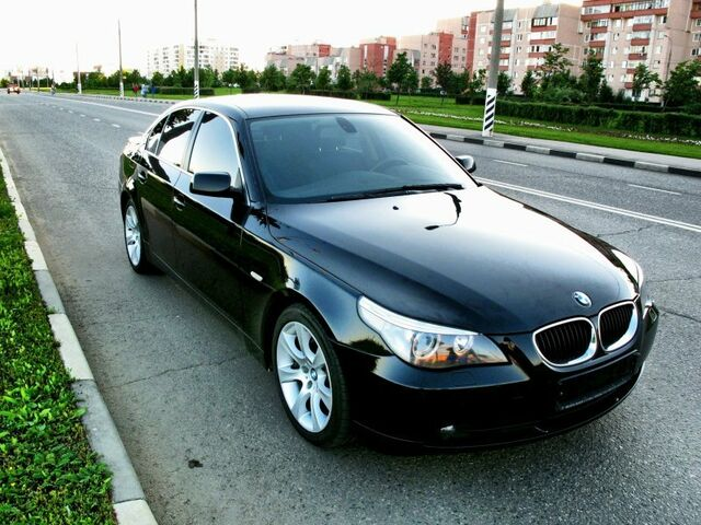BMW 520 null