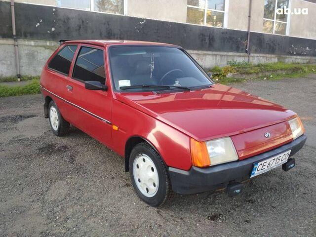 Красный ЗАЗ 1102 Таврия, объемом двигателя 0 л и пробегом 90 тыс. км за 1700 $, фото 1 на Automoto.ua