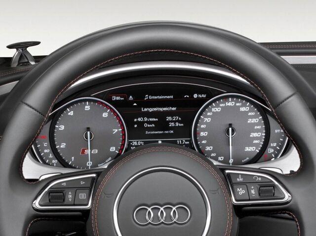 Audi S8 2016