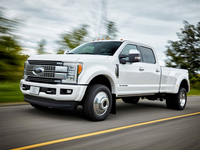 Ford F-450 2016